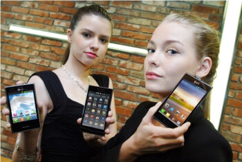LG kicks off Optimus L series: L3, L5, L7 go from low to high-end, unveiled right before MWC