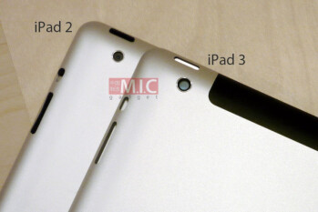 Latest iPad 3 rumor favors Retina Display, A6 processor, thicker body