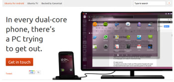 Ubuntu coming to an Android phone near you at MWC