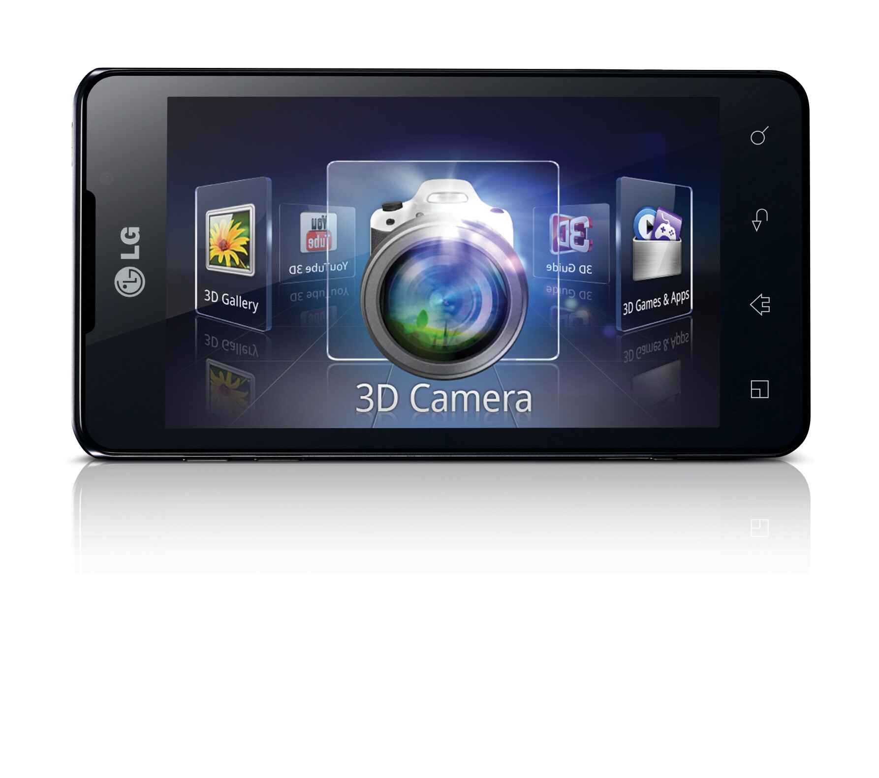 LG Optimus 3D Max is now official, glasses-free 3D just ...