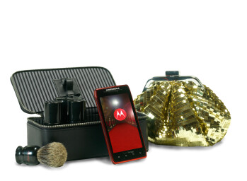 """Red Carpet"" Motorola DROID RAZR MAXX will be given out to select Oscar nominees and presenters"