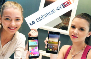 LG Optimus 4X HD detailed - the world's first quad-core phone is slim and powerful