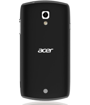 Acer Liquid Glow gets unveiled, coming to MWC 2012