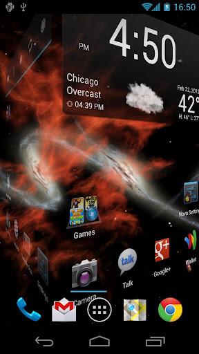 Nova Launcher for ICS hits Android Market