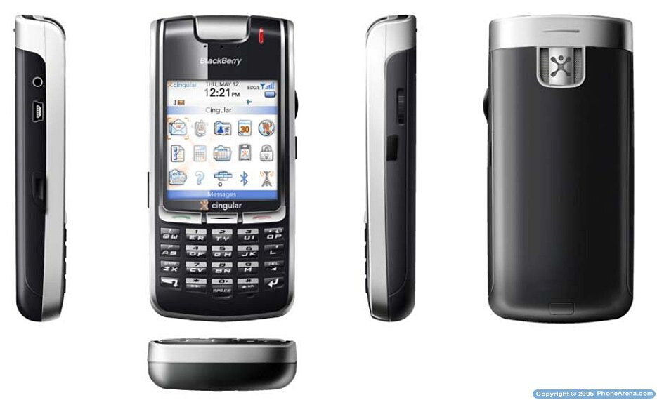 RIM 7130c and 7130g - new Blackberries for Cingular and T-Mobile