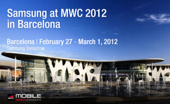 What will Samsung show off at MWC 2012?