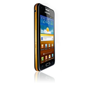 The Samsung Galaxy Beam