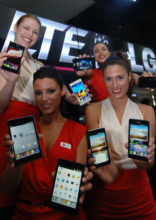 LG+teases+its+new+tagline+%26quot%3BLTE%2C+it%26%23039%3Bs+always+LG%26quot%3B+with+the+trademark+girls-plus-phones+combination