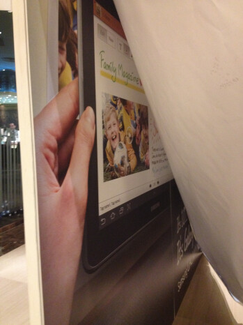 "It's 10.1"", it's Galaxy Note - Swedish blogger lifts the curtains from a telltale sign"