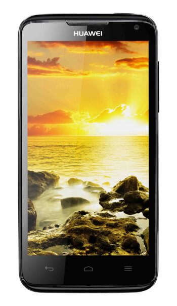 Press images of the Huawei Ascend D quad out, available in black and white (updated with video)