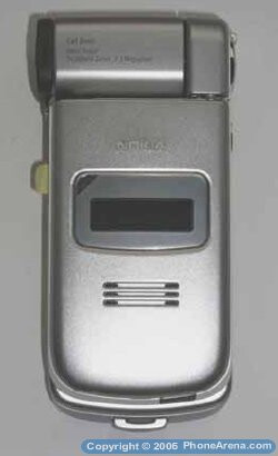 FCC approves Nokia N93 multimedia smartphone