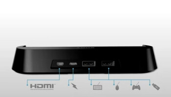 Sony brings the Xperia SmartDock to MWC, it's compatible with latest Xperias