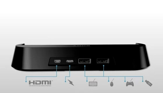 Sony brings the Xperia SmartDock to MWC, it's compatible ...