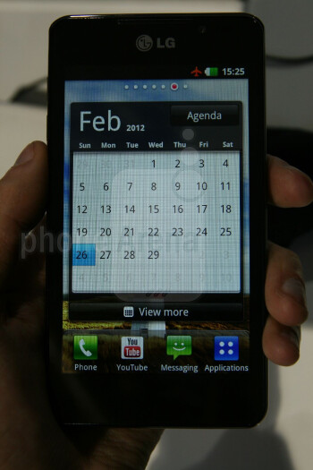 LG Optimus 3D MAX Hands-on Review