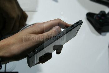 Sony Xperia P Hands-on Review