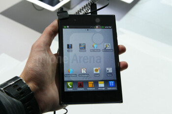 LG Optimus Vu Hands-on Review