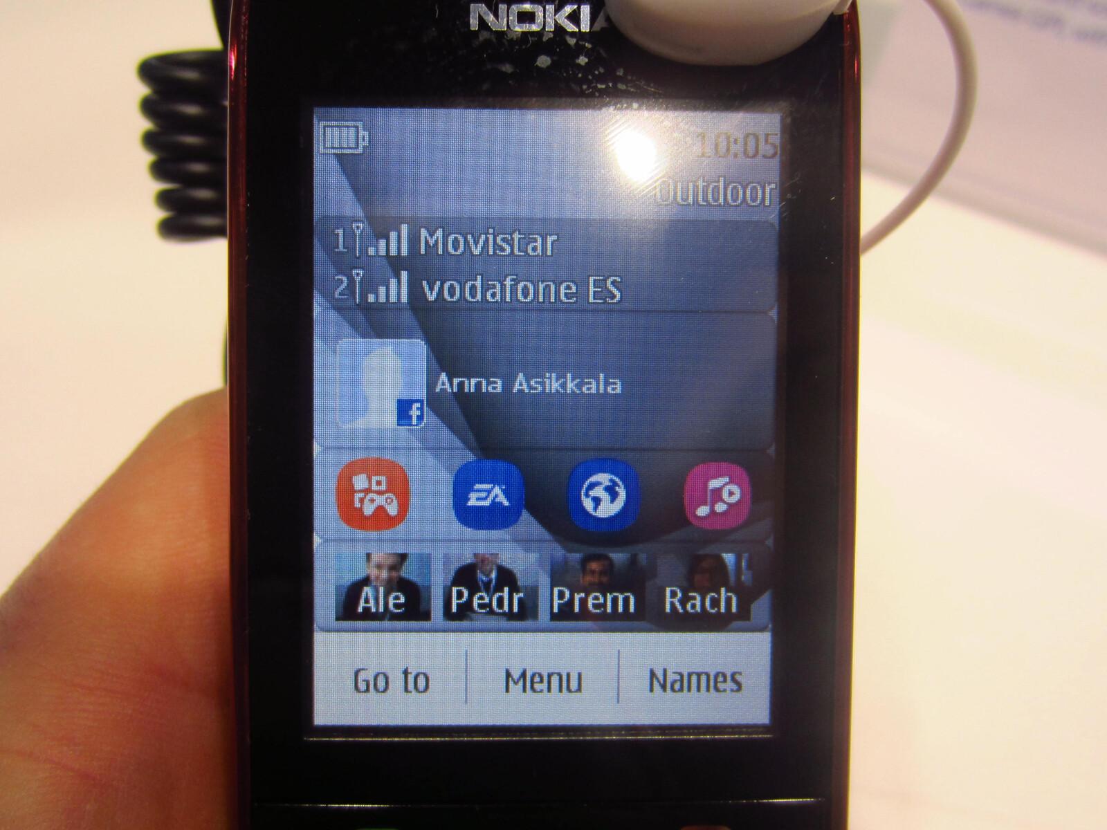 download theme keren nokia x2-01 mobile9