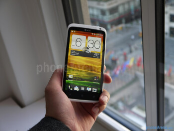 HTC One X for AT&T hands-on