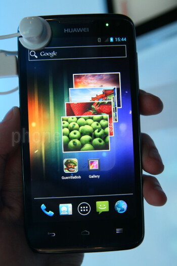 Huawei Ascend D quad Hands-on Review