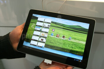 Huawei MediaPad 10 Hands-on Review