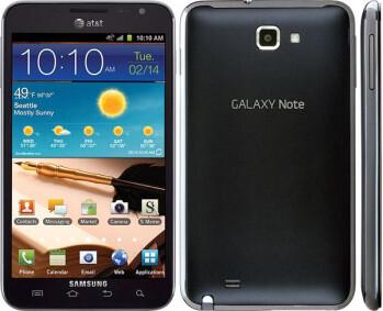 Samsung GALAXY Note LTE