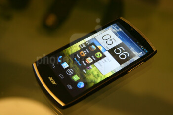 The Acer CloudMobile