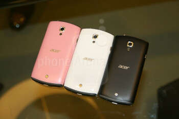Acer Liquid Glow Hands-on Review