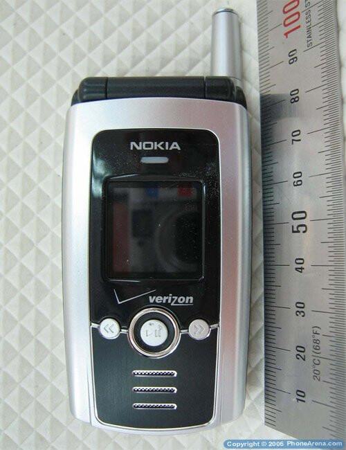 Nokia prepares 6315i EV-DO clamshell for Verizon
