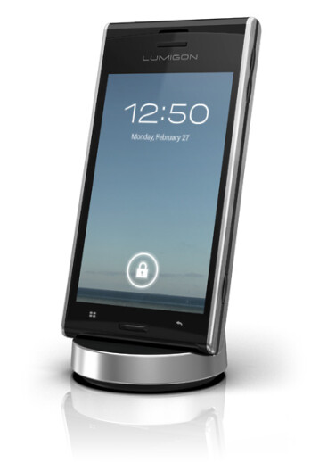 Lumigon T2 is a designer Android smartphone with Bang & Olufsen audio
