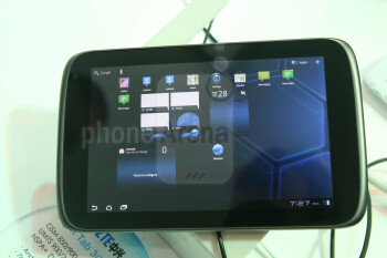 The ZTE Light Tab 300 feels relatively solid