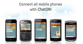 Samsung ChatON arrives as a free web app