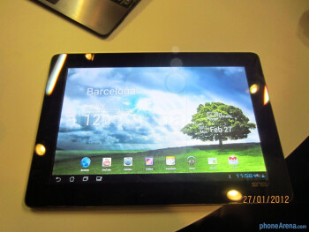Asus Transformer Pad Infinity 700 Hands-on Review