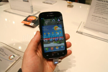 T-Mobile Galaxy S Blaze 4G Hands-on Review