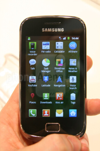 The Samsung Galaxy mini 2 will likely launch with Android 2.3 Gingerbread