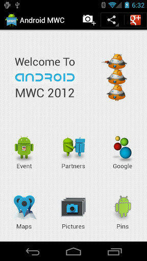 Official Google Blog Introducing A New Youtube App For: Official Google MWC App Available In The Android Market