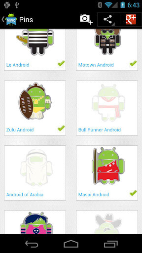 Official Google MWC app available in the Android Market