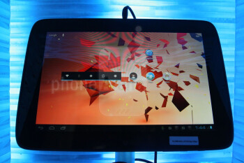Lenovo IdeaPad K2110 Intel-based Android tablet Hands-on Review