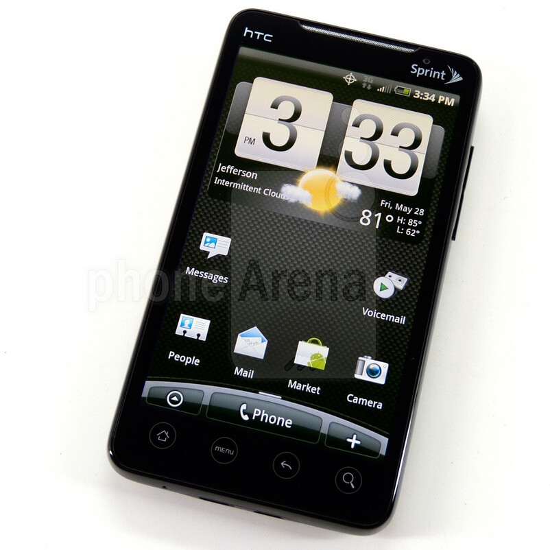 The HTC EVO 4G - the first 4G phone in the US - Could Huawei become the next HTC?