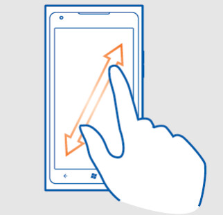 From the phone's User Guide - FCC filing shows what the Nokia Lumia 900 is really made of
