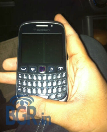 The BlackBerry Curve 9320 is still unannounced