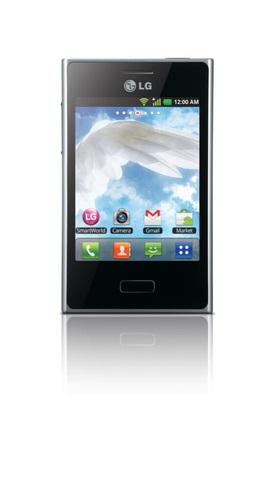The LG Optimus L3 is coming to Europe this month - LG Optimus L3 coming to Europe this month