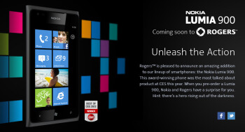 Lumia 900 will be $499.99 on Rogers with a Dark Knight surprise