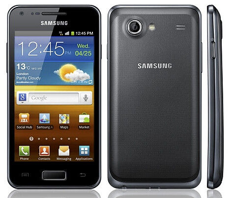 Samsung Galaxy S Advance - Samsung Galaxy S Advance visits FCC with AT&T bands aboard, to launch in Germany this month