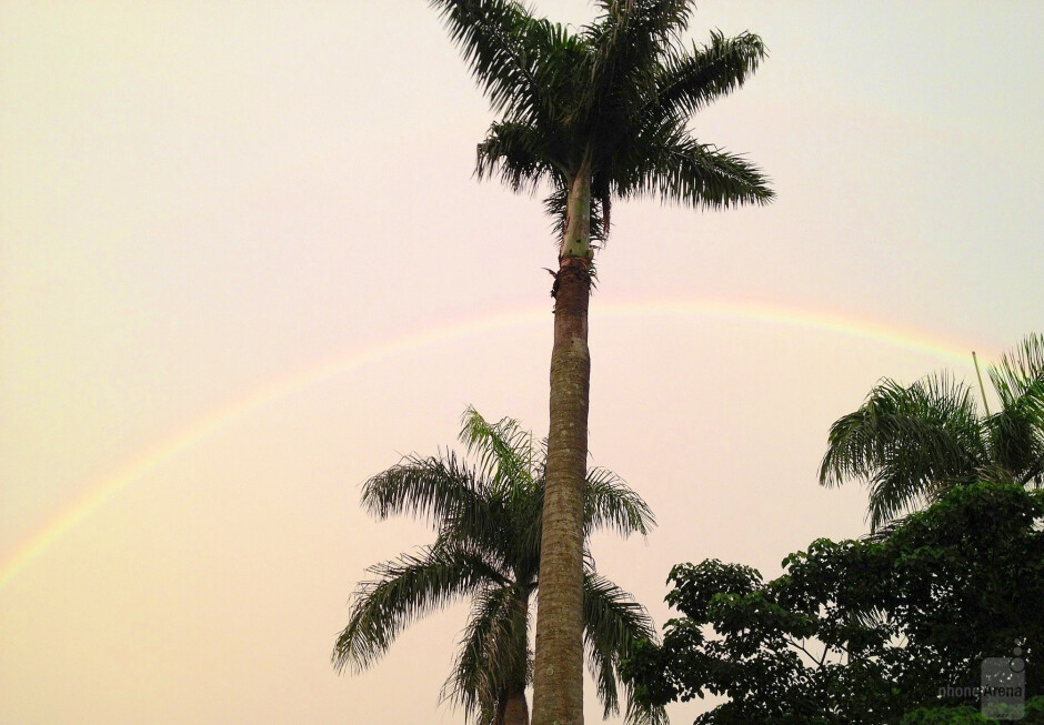 5. Dennis Chen - Apple iPhone 4SRainbow - Cool images, taken with your cell phone #34