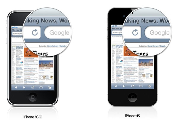 Example of Apple's Retina display - New report claims next Apple tablet to be Apple iPad HD