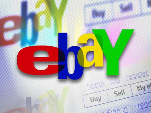 Get top dollar by selling it on eBay