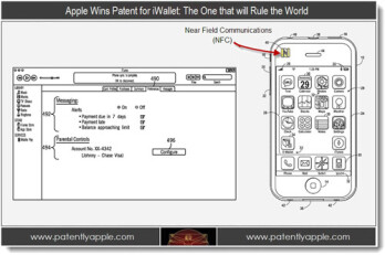 Apple's patent allows it to crteate its own NFC mobile payment ecosystem