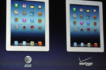 The iPad is the first Apple device to get LTE connectivity