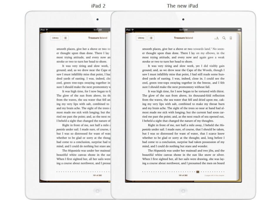 Apple iPad 3 specs review