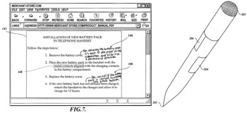 Amazon stylus patent: Where there's smoke there's Fire?